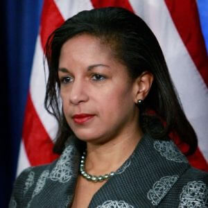 Susan E. Rice - Former National Security Adviser and U.S. Ambassador to the UN